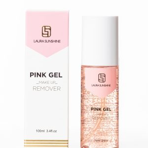 Pink Gel Make Up Remover